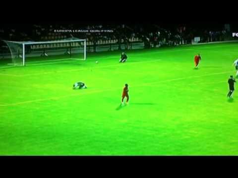 FC Gomel 0-1 Liverpool (3rd Qualif. Round)
