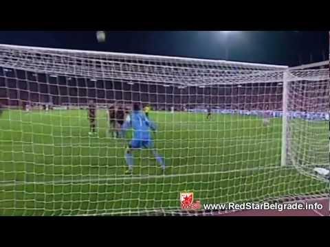 Crvena Zvezda 0-0 Omonia (3rd Qualif. Round)