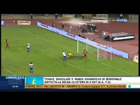 Hajduk Split 0-3 Inter (3rd Qualif. Round)