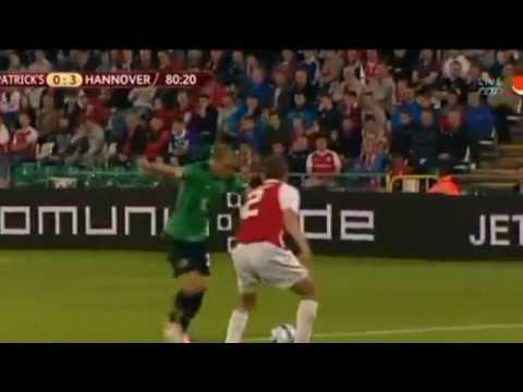 St. Patricks 0-3 Hannover (3rd Qualif. Round)
