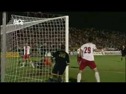 FK Sarajevo 2-1 Zeta (3rd Qualif. Round)