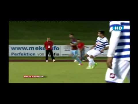 Queens Park Rangers 1-1 Trabzonspor