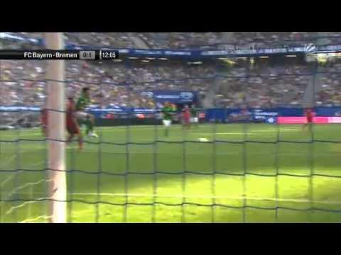 Bayern Munich 2-2 (3-5) Werder Bremen (LIGA total! Cup)