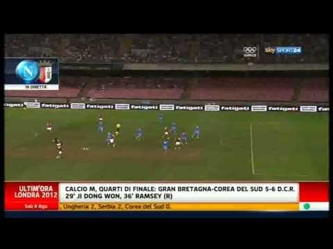 Napoli 3-1 Sporting Braga