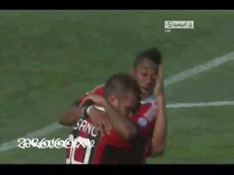 AC Milan 3-1 CD Olimpia