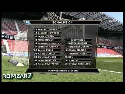 Schalke 0-0 Udinese
