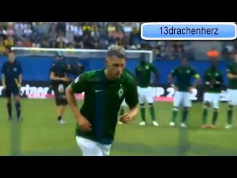 Borussia Dortmund 3-3 (4-5) Werder Bremen (LIGA total! Cup)