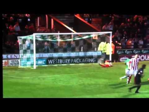 Yeovil 1-1 Stoke City