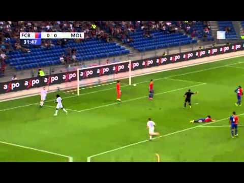 Basel 1-1 Molde (3rd Qualif. Round)