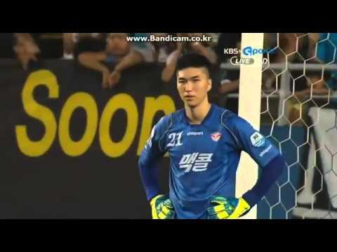 Seongnam 0-1 Hamburger SV (Peace Cup)