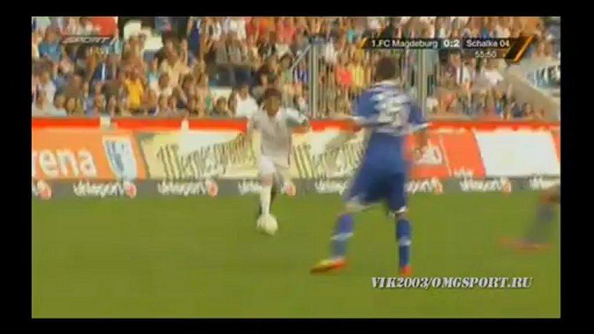 Magdeburg 0-5 Schalke