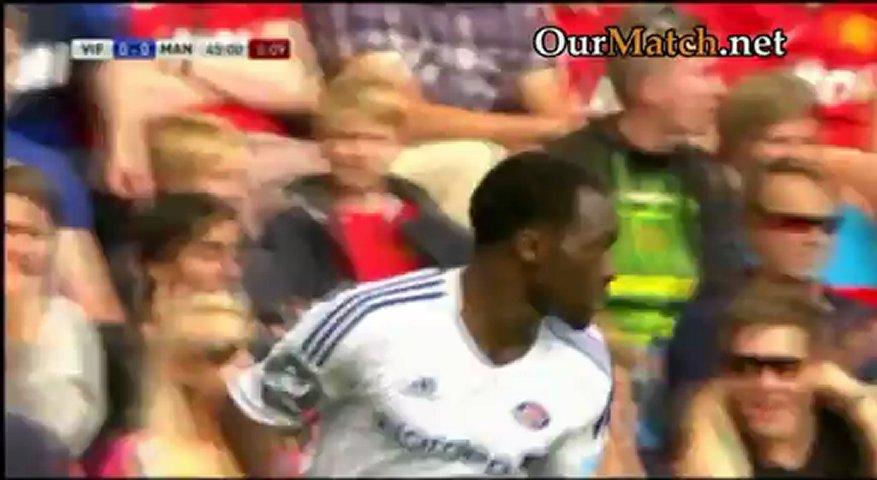 Valerenga vs Manchester United