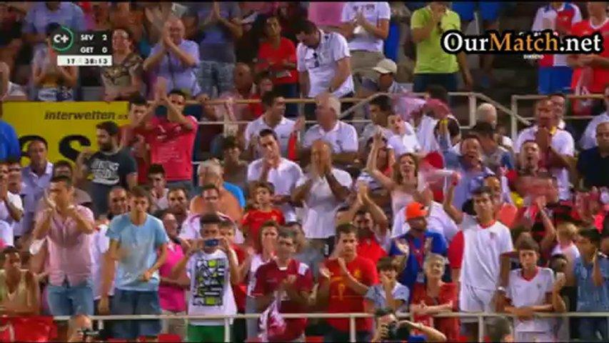 Sevilla 2-1 Getafe