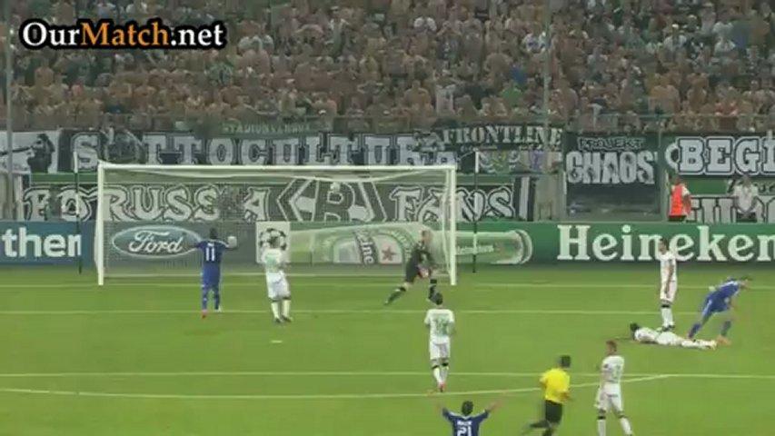 Borussia Monchengladbach 1-3 Dinamo Kiev