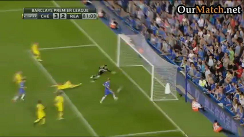 Chelsea 4-2 Reading