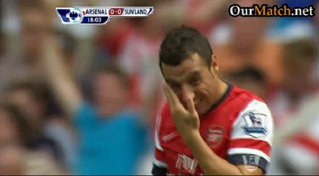Arsenal 0-0 Sunderland