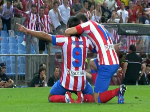 Atletico Madrid 4-0 Athletic Bilbao