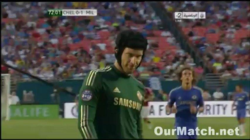 Chelsea 0-1 AC Milan