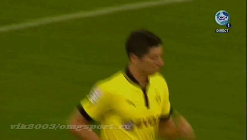 St. Gallen 1-2 Borussia Dortmund