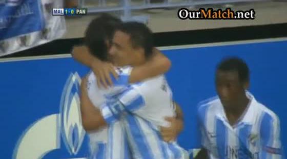 Malaga 2-0 Panathinaikos