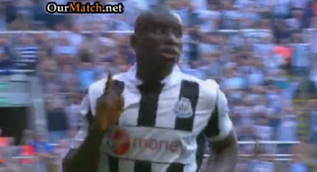Newcastle United 2-1 Tottenham Hotspur