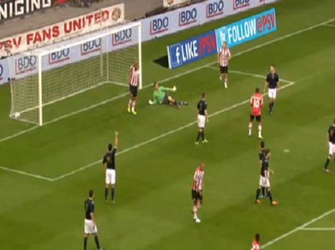 PSV Eindhoven 9-0 Zeta