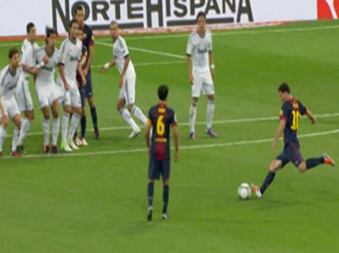 Real Madrid vs Barcelona 2-1 (Second leg)