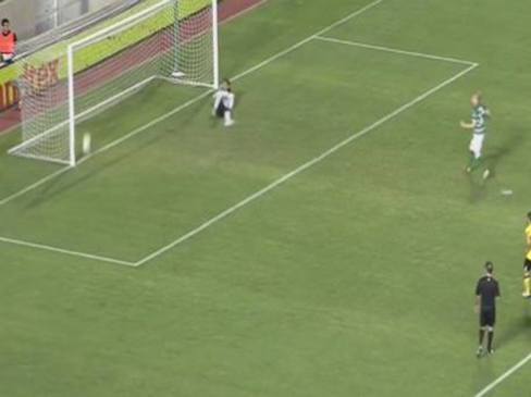 AEL Limassol 0-0 Borussia Monchengladbach
