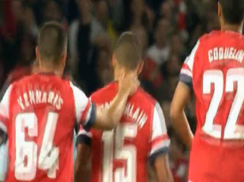 Arsenal 6-1 Coventry