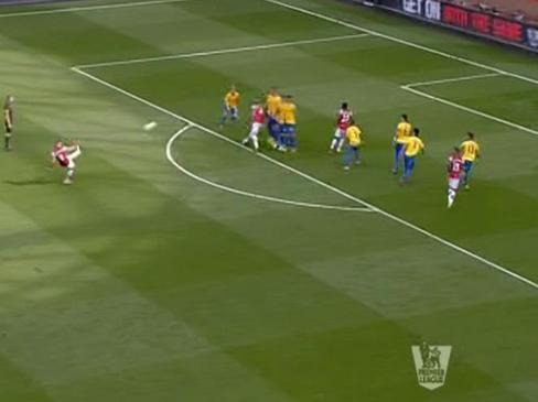 Arsenal 6-1 Southampton