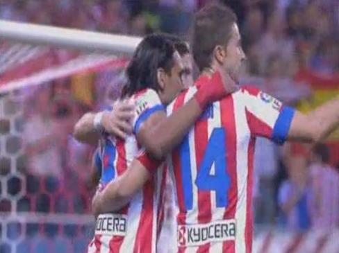 Atletico Madrid 4-3 Rayo Vallecano