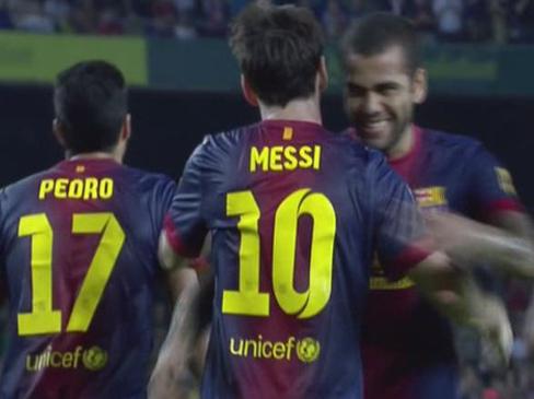 Barcelona 2-0 Granada