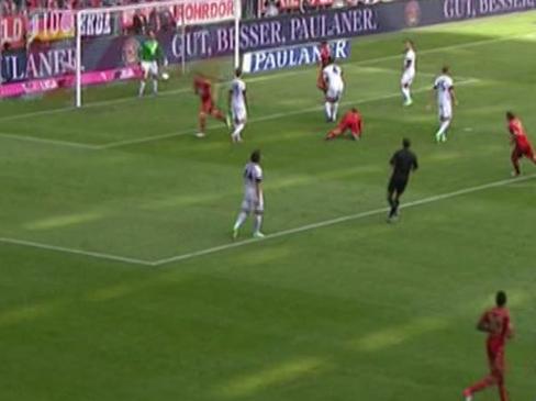 Bayern Munich 3-1 Mainz