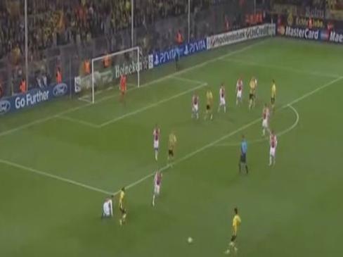 Borussia Dortmund 1-0 Ajax