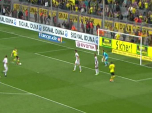 Borussia Dortmund 3-0 Bayer Leverkusen