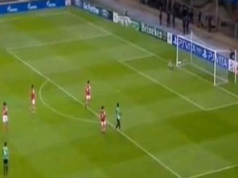 Sporting Braga 0-2 CFR Cluj