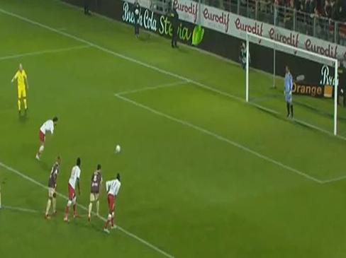 Brest 2-1 Valenciennes