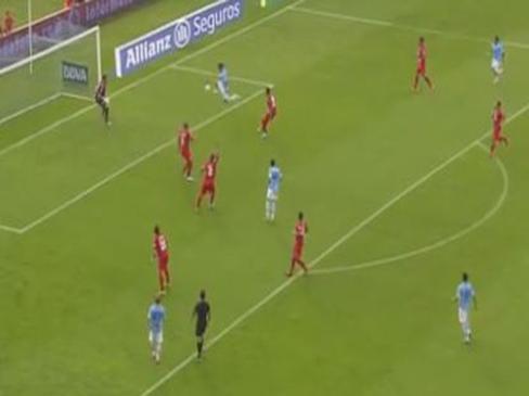 Celta Vigo 2-1 Getafe