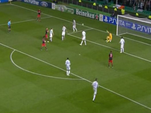 Celtic 0-0 Benfica