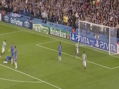 Chelsea 2-2 Juventus