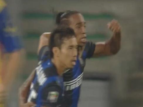 Chievo 0-2 Inter