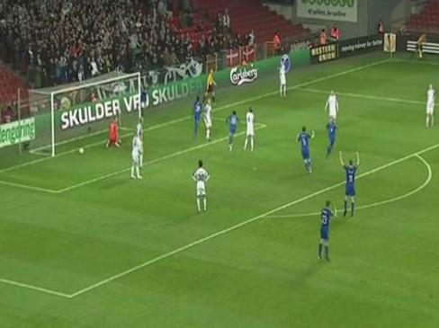 Copenhagen 2-1 Molde