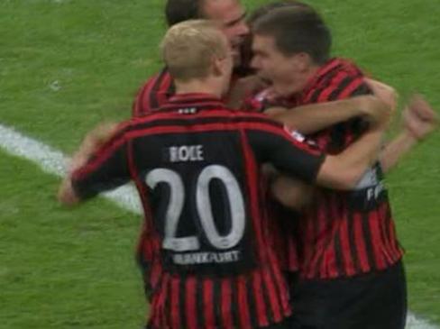 Eintracht Frankfurt 3-3 Borussia Dortmund