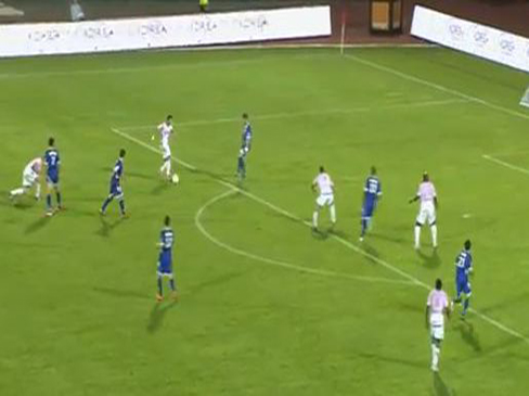 Evian TG 3-0 Bastia