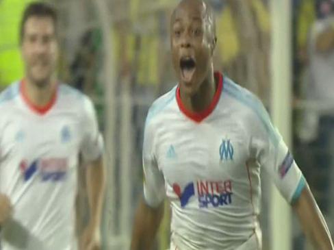 Fenerbahce 2-2 Marseille