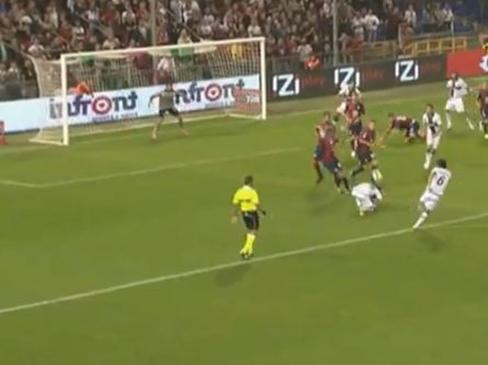 Genoa 1-1 Parma