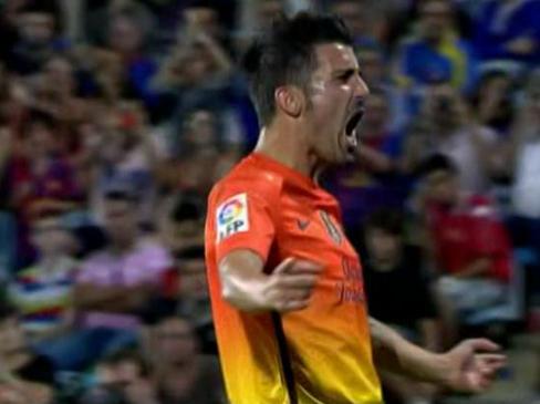 Getafe 1-4 Barcelona