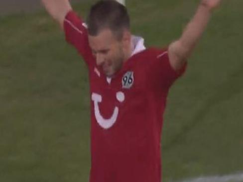 Hannover 4–1 Nurnberg
