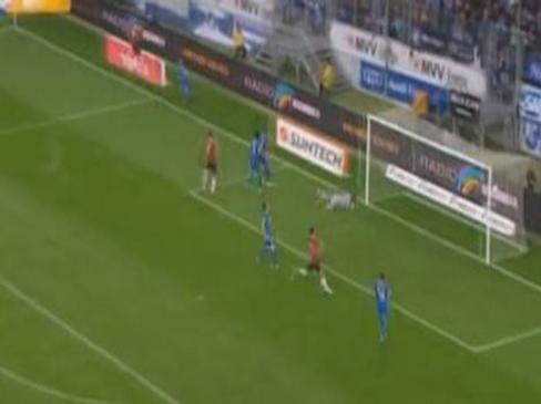 Hoffenheim 3-1 Hannover