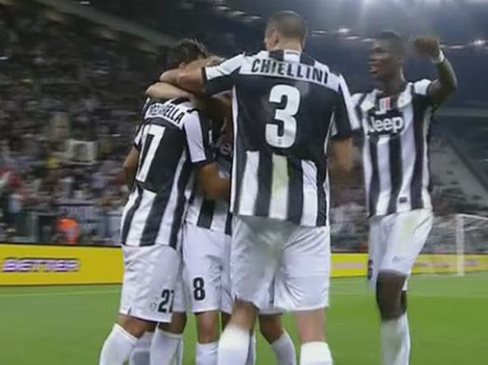 Juventus 2-0 Chievo